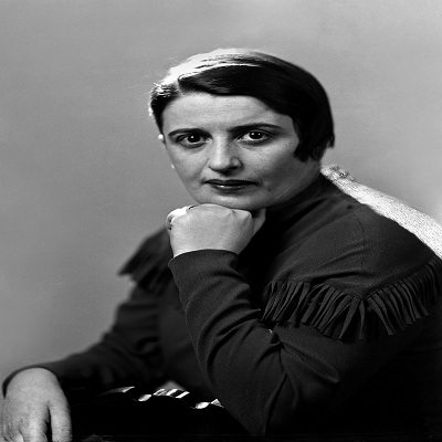 picture of Ayn Rand