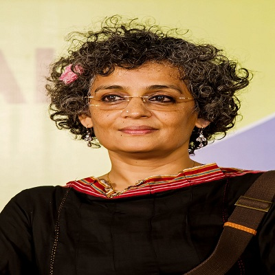 picture of Suzanna Arundhati Roy