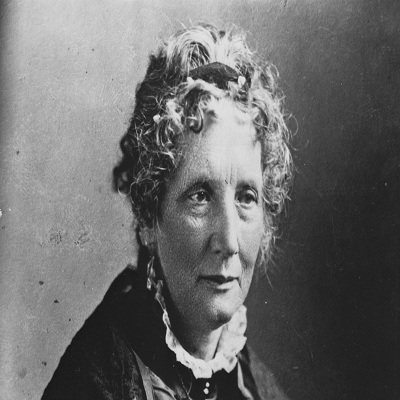 picture of Harriet Elisabeth Beecher Stowe