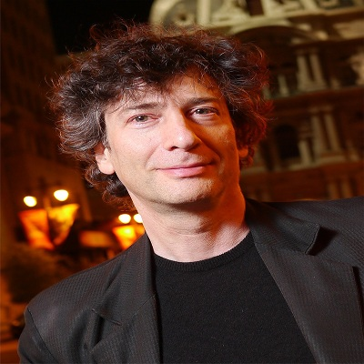 picture of Neil Richard MacKinnon Gaiman
