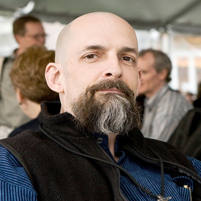 picture of Neal Town Stephenson