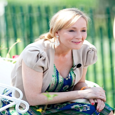 picture of Joanne Rowling