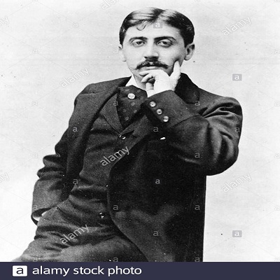 picture of Valentin Louis Georges Eugene Marcel Proust