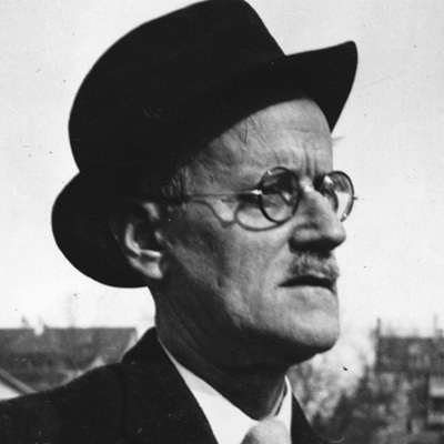 picture of James Augustine Aloysius Joyce