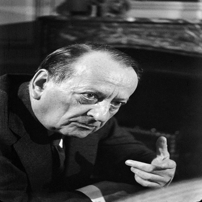 picture of Georges Andre Malraux